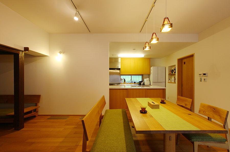古民家の3世帯大規模リフォーム(千早赤阪村)