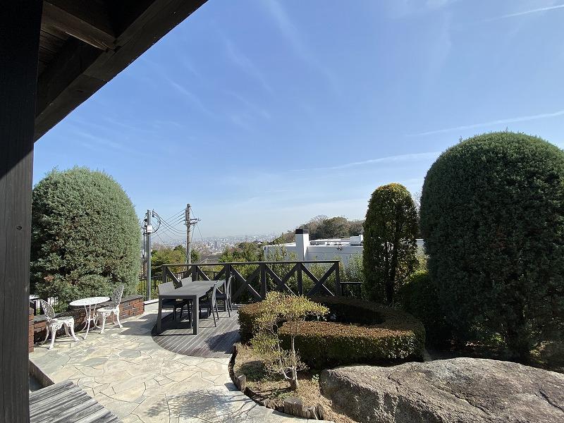 甲山近くの築22年のお家を訪問して、一緒に北山貯水池周辺を散策。。。