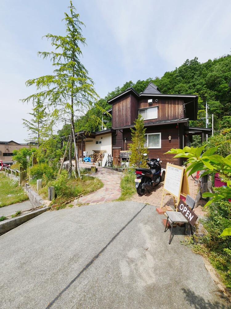 さをり織り工房とカフェ やまねの森(箕面市)