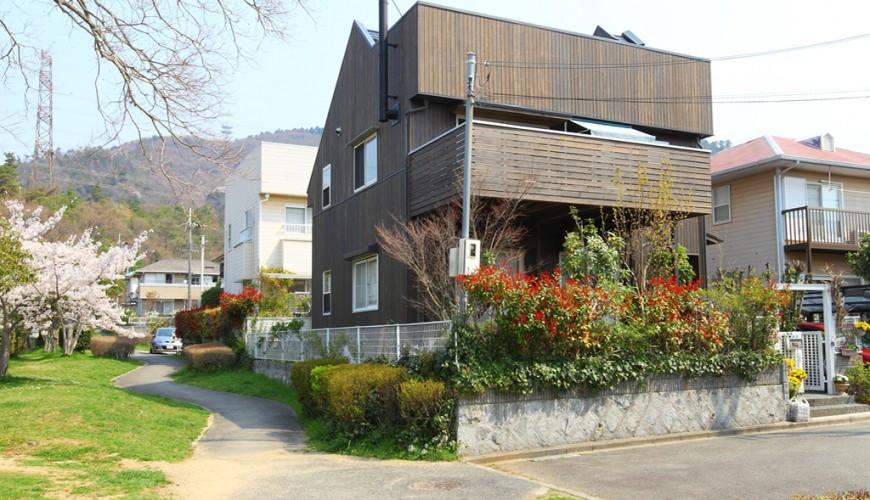 薪ストーブのある2階リビングリフォーム(豊能町)