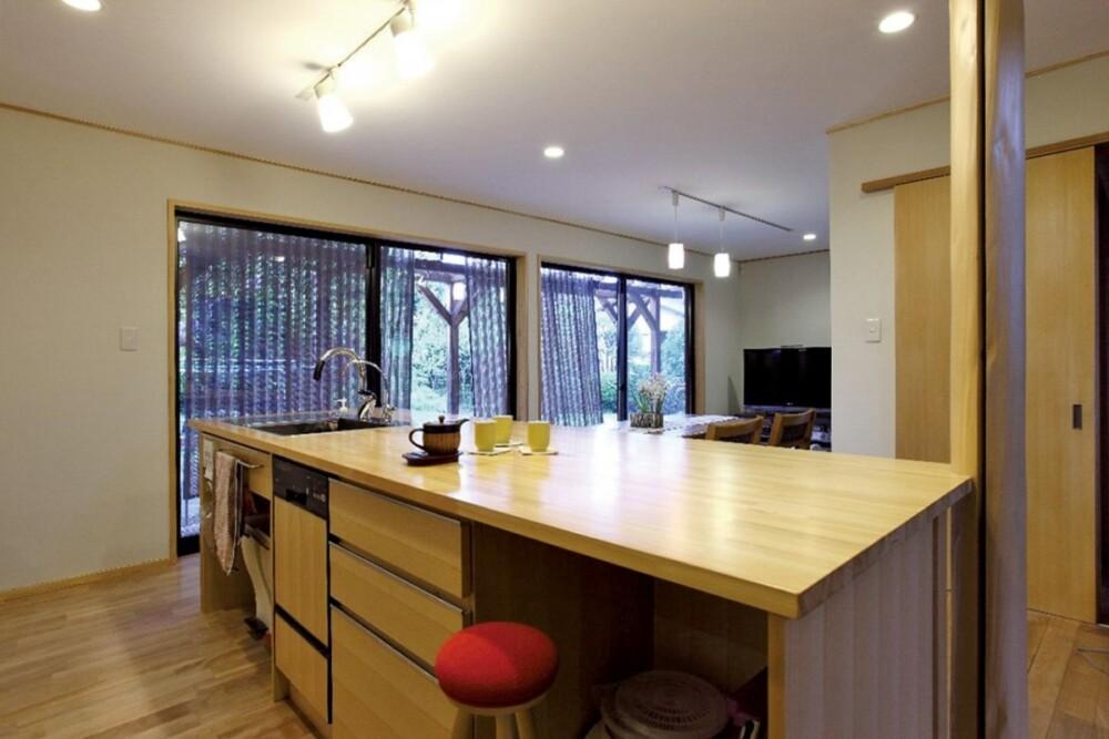 家族が語り合える木の家リフォーム(豊中市)
