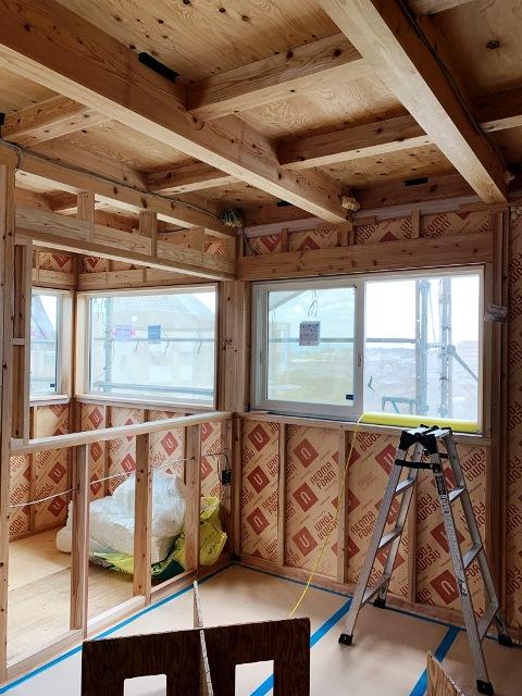 YKK,樹脂サッシ、APW330,大阪、採用、工務店、高断熱、木の家、大阪