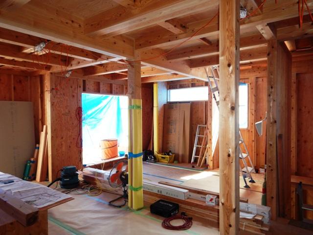 木の家、大阪、木造、耐震化、地震に対する、リフォーム、新築、耐震強度、耐震等級3、3階建て